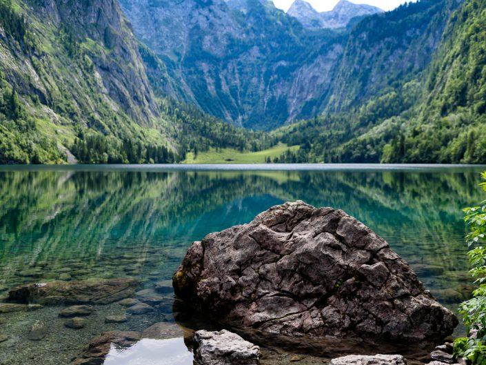 Konigssee & Obersee