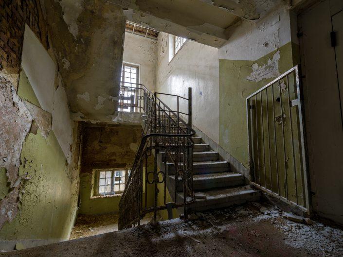 Urbex - Stairs