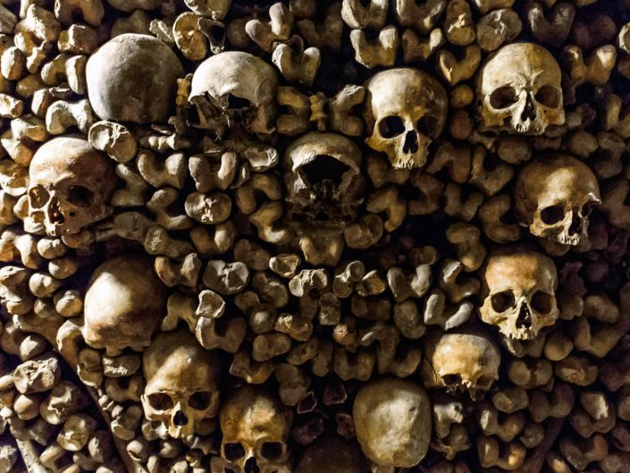 Catacombes du Paris