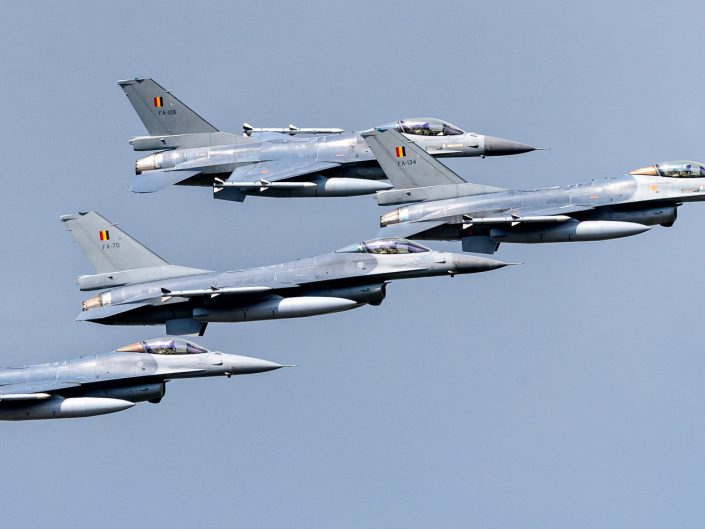 F16 Formatie