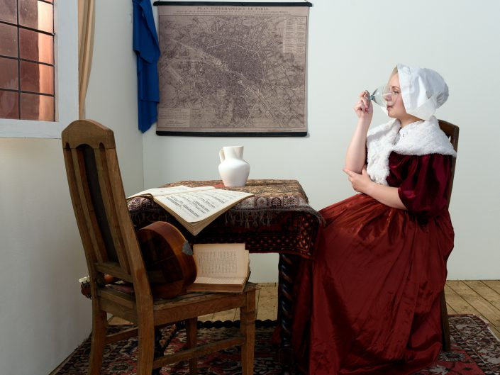 Meiden van Vermeer