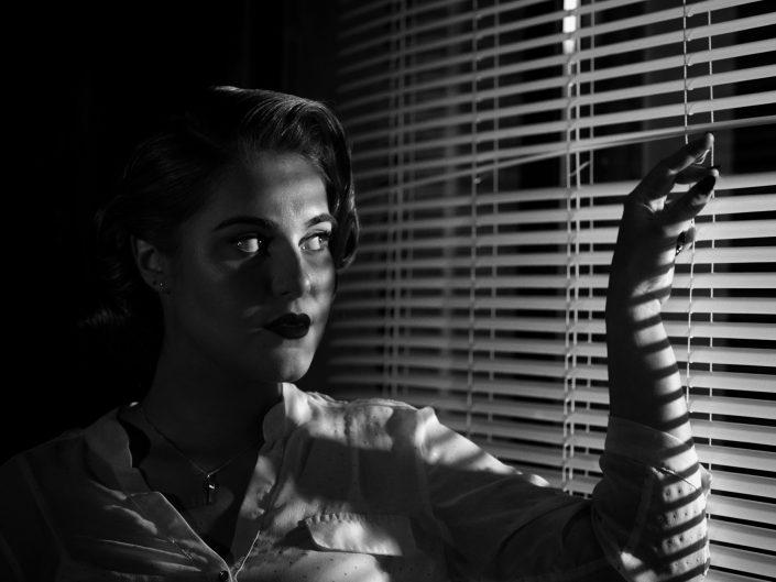 Nathalie - Film Noir